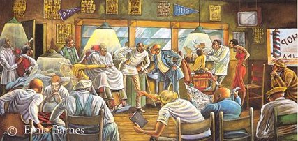 Palace Barber Shop_Ernie Barnes.jpeg
